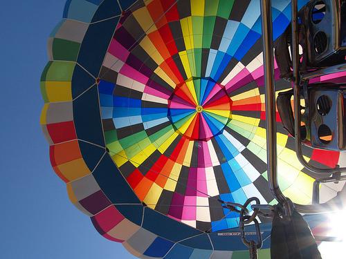 とちぎ熱気球インターナショナルチャンピオンシップ 熱気球国際大会