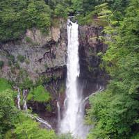 日光の華厳の滝~日本代表する名瀑