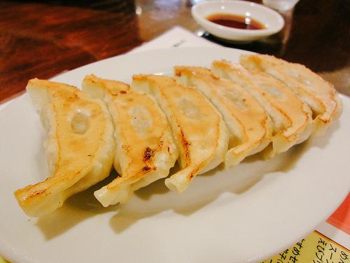 宇都宮餃子!餃子消費量日本一!