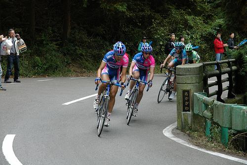 宇都宮ブリッツェン~国内最高峰の自転車競技参戦のプロのロードレースチーム