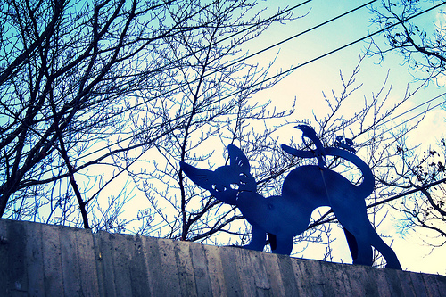 藤城清治美術館  影絵の幻想的な世界