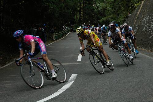 ジャパンカップ~アジア最高峰の自転車レースは迫力満点!栃木県宇都宮市で開催